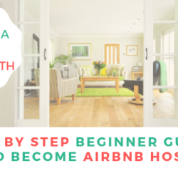 How to become Airbnb Host – Create an Account and a Listing
