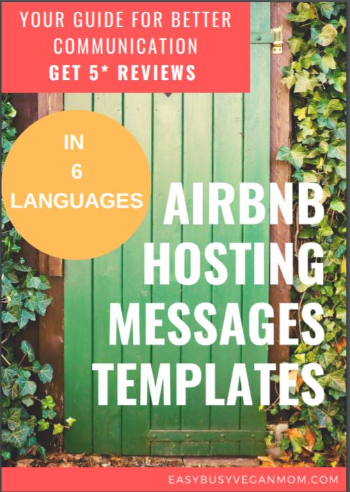 Airbnb Hosting Message Templates - Communication Tips