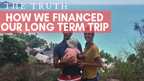 The Truth behind how we finance our 3 months family vacation in Asia