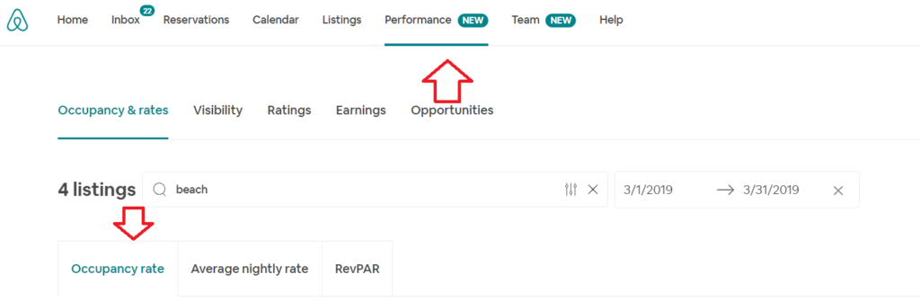airbnb tips new feature performance