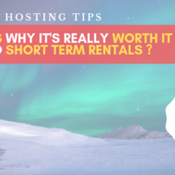 Secret reasons why people become Airbnb host – Is it really worth it?