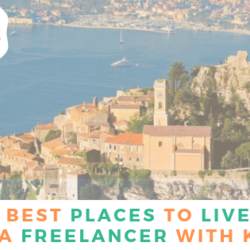 Where to live as a freelancer? – Ultimate List of Best Countries to work online