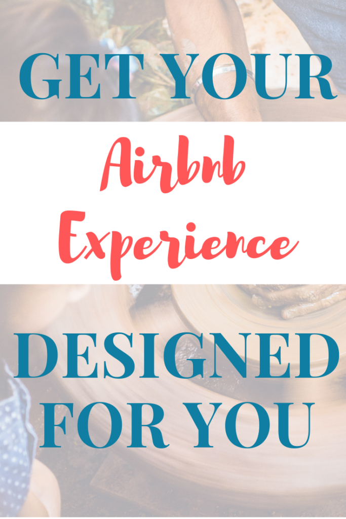 Airbnb Experience Host