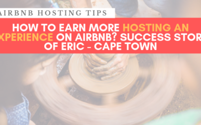 How to host an Experience on Airbnb – Success story of Eric in Cape Town