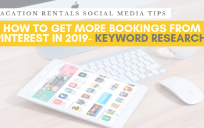 How to get more bookings from Pinterest for your vacation rentals – Keywords research for Airbnb hosts