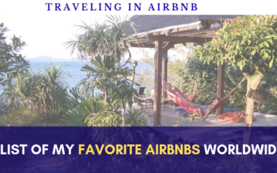 Favorite Airbnbs Worldwide