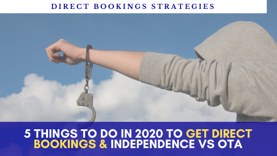 Direct bookings vs OTA bookings? Why and how to get more direct bookings?