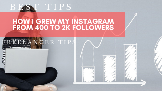 How I Grew my Instagram Followers from 400 to 2k – Get more bookings for your Airbnb