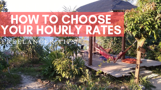 Hourly rate as freelancer – How to know what to charge?