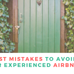 15 Rockie Mistakes to avoid as Airbnb host