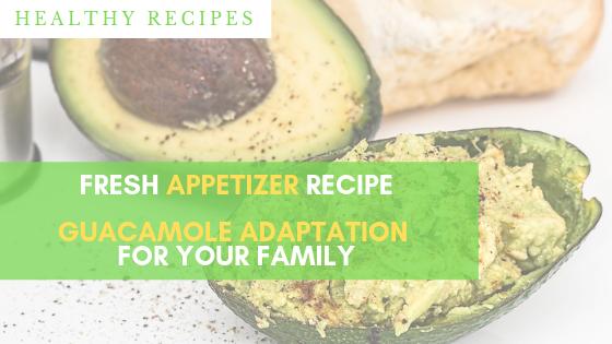 Guacamole Recipe – Fusion Food Adaptation
