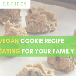 The softest Vegan Cookies – Healthy Snack Recipes for Moms and kids