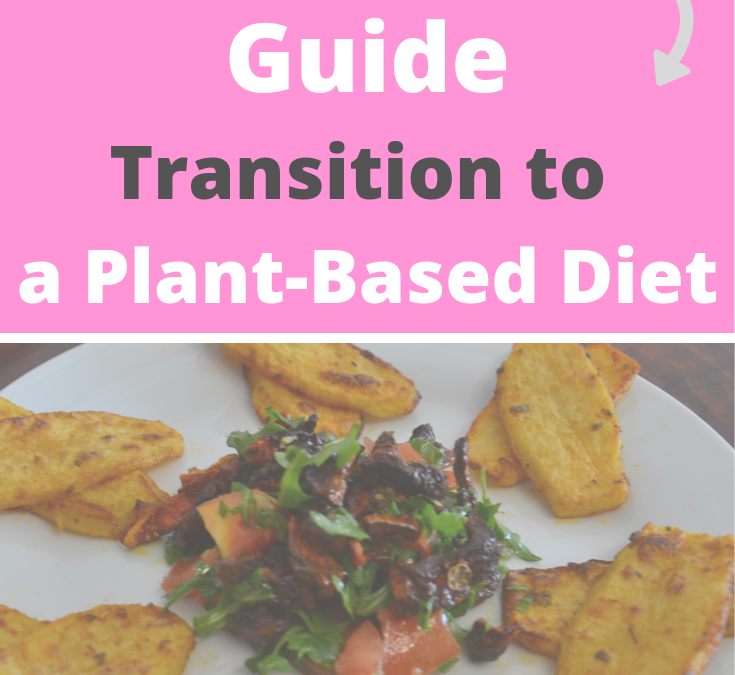 How to transition to a vegan / Plant-based Diet Easily ? Tips of an experienced vegan mom