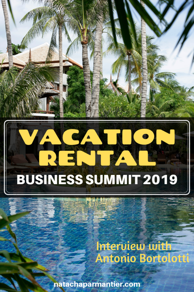 vacation rental world business summit 2019