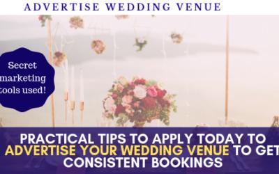 Digital marketing advice to advertise for free a wedding venue barn