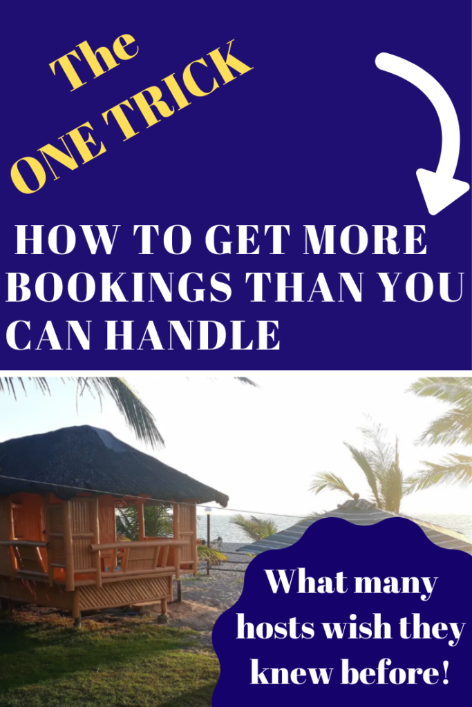 influencers marketing airbnb vacation rentals