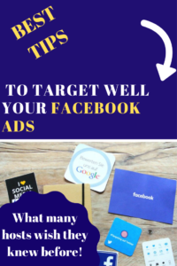 run facebook ads target audience vacation rentals