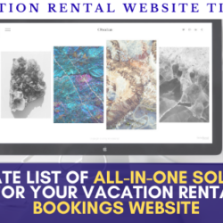 Best software platforms in 2019 for vacation rental / villa website design and direct bookings