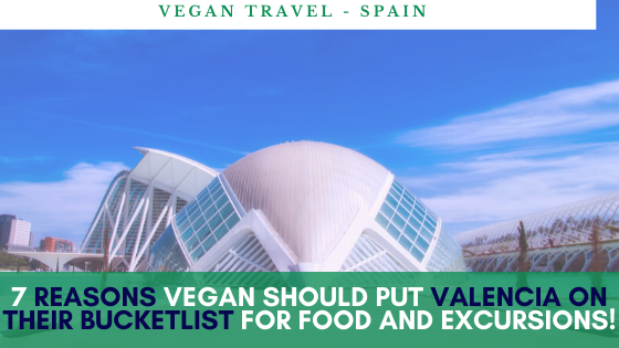 7 reasons you should visit Valencia, Spain as a vegan who loves food & excursions